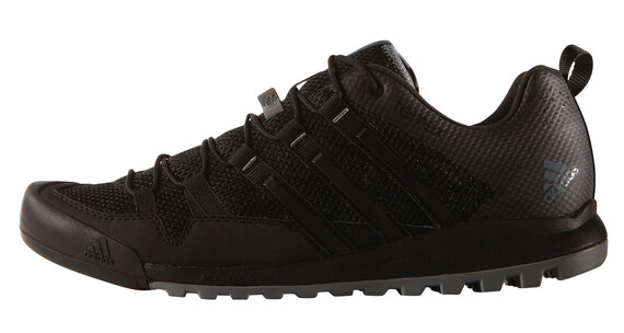 adidas Terrex Solo Shoes Men core black/vista grey s15/chalk white